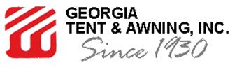 Georgia Tent & Awnings Logo